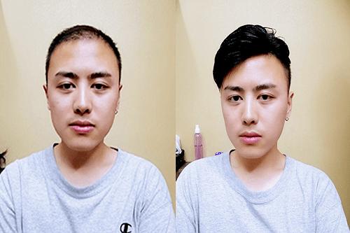 怎么选择质量好的假发?假发价格的差距!